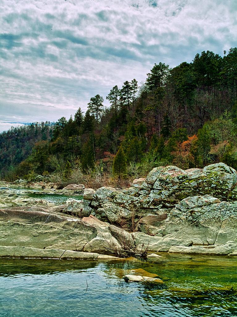 Cossatot River, Arkansas