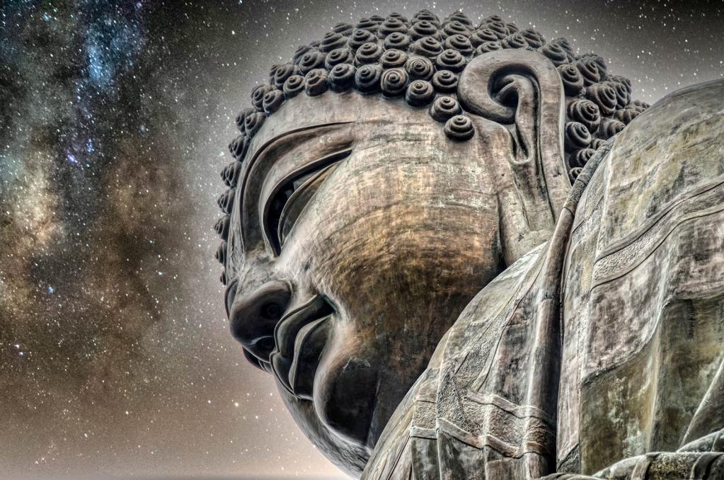 Buddha In the Stars