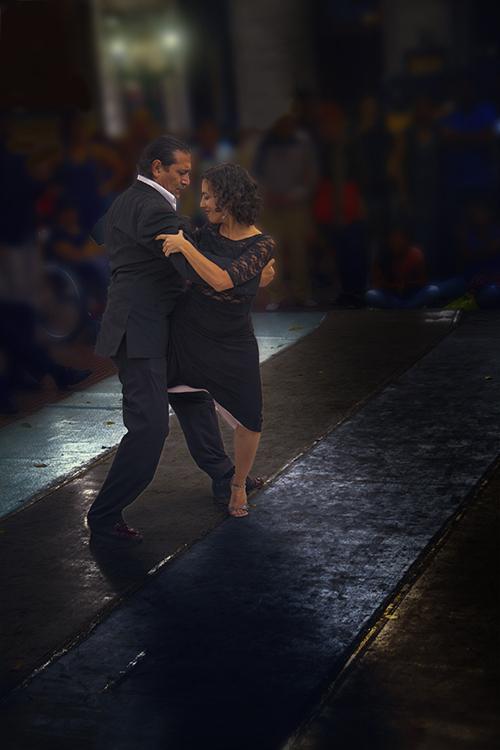 Tango In Buenos Aris