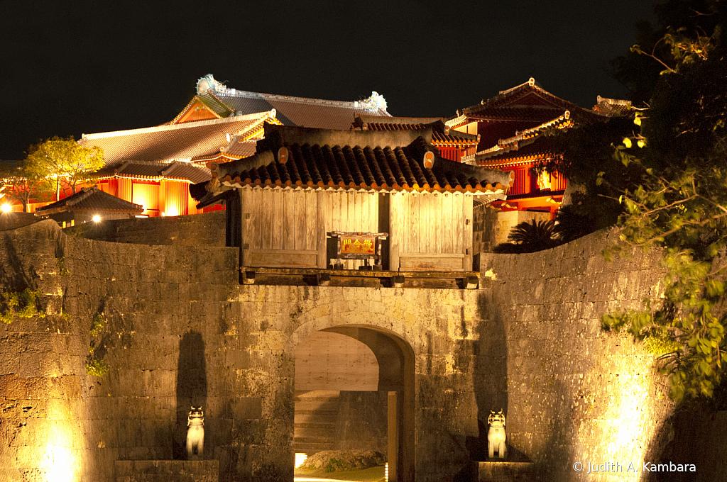 Shuri Castle 2