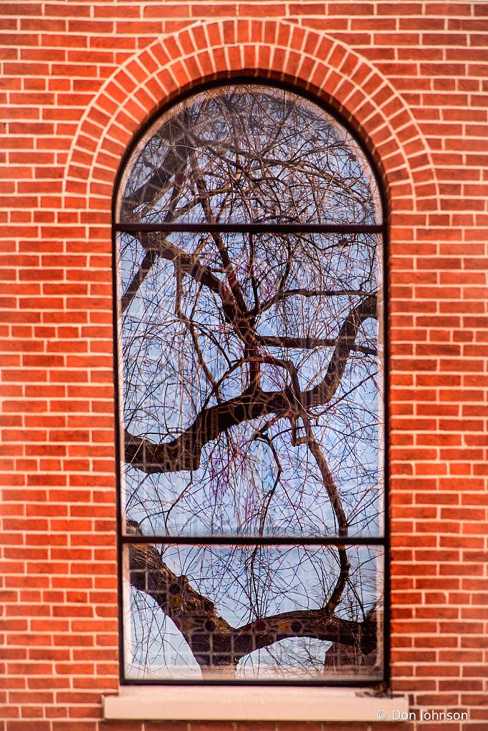 Annapolis Church Window 1-30-20