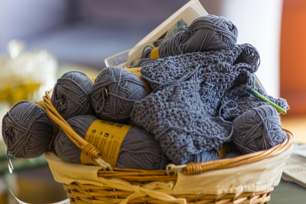 Corona Crochet
