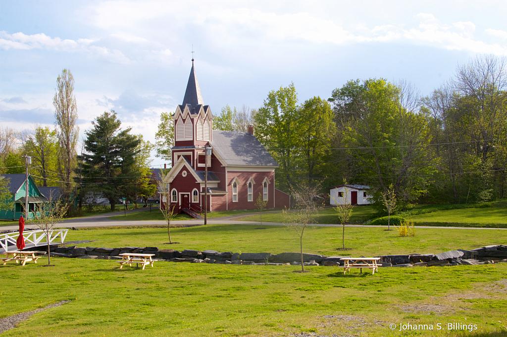 Monson Church Wide
