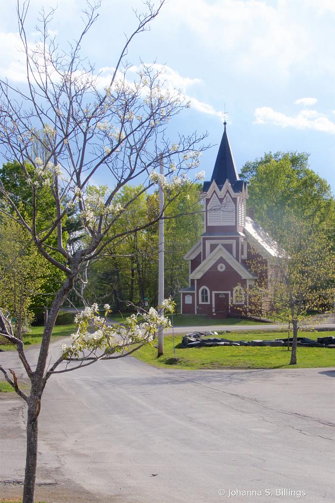 Monson Church