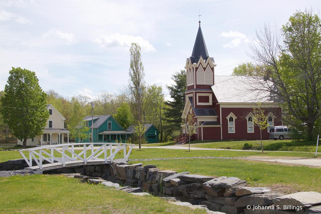 Monson Church Bridge 1a