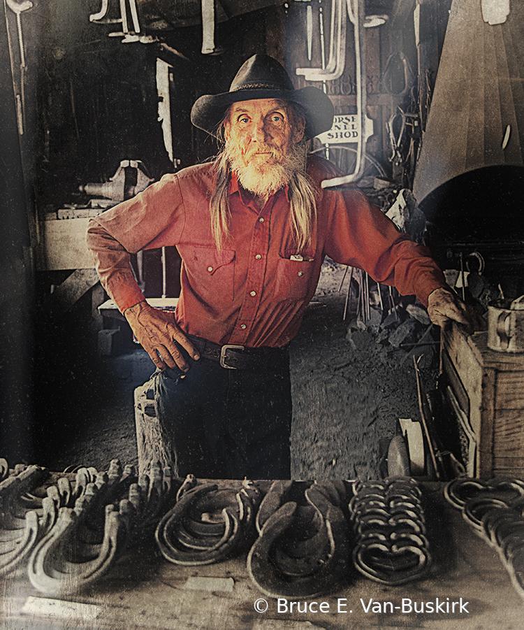 Gold country blacksmith
