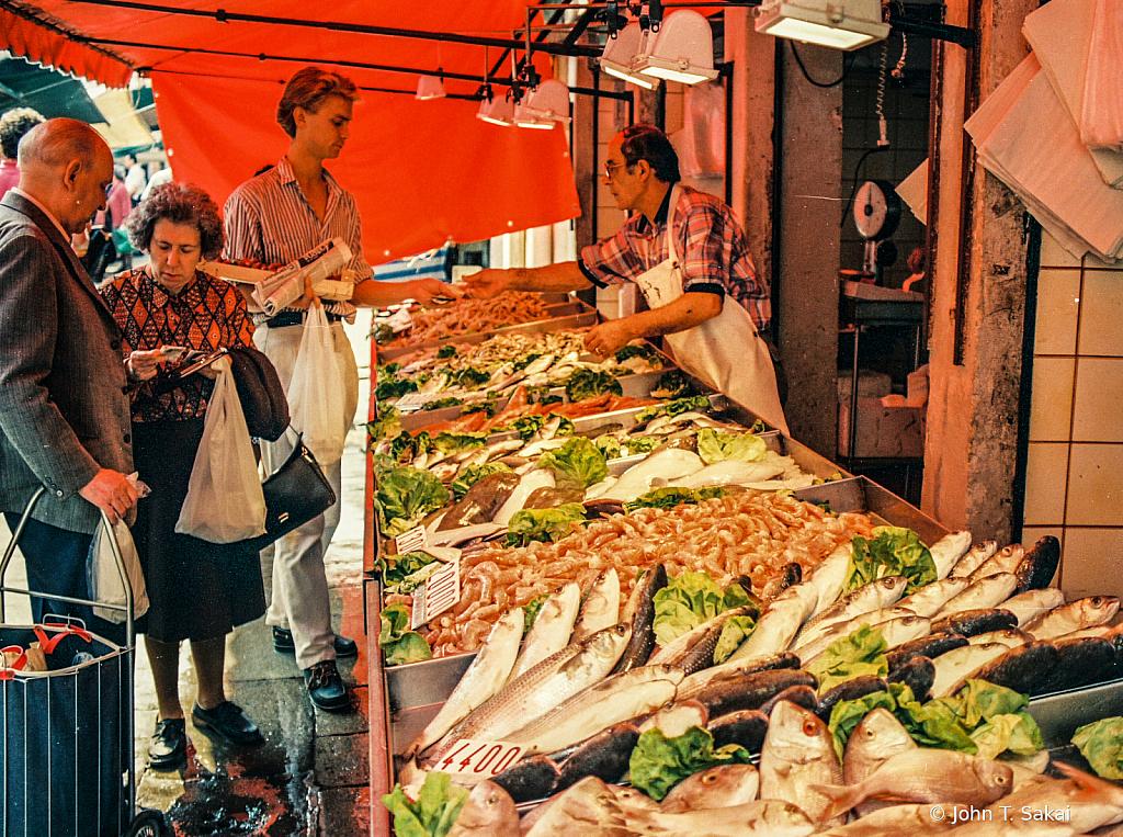 Mercado de Pesce