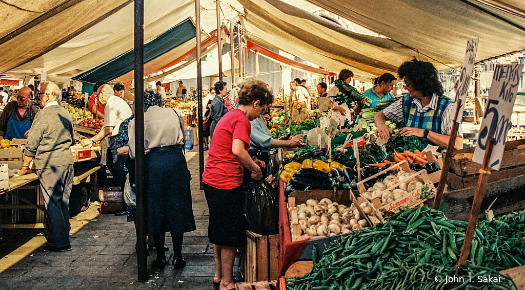 Outdoor Mercato Ortofrutticolo