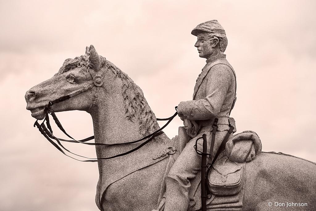 Gettysburg Calvary Monument 6-2-21 041