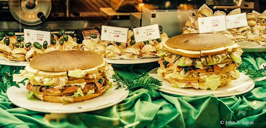 Milanese Sandwiches