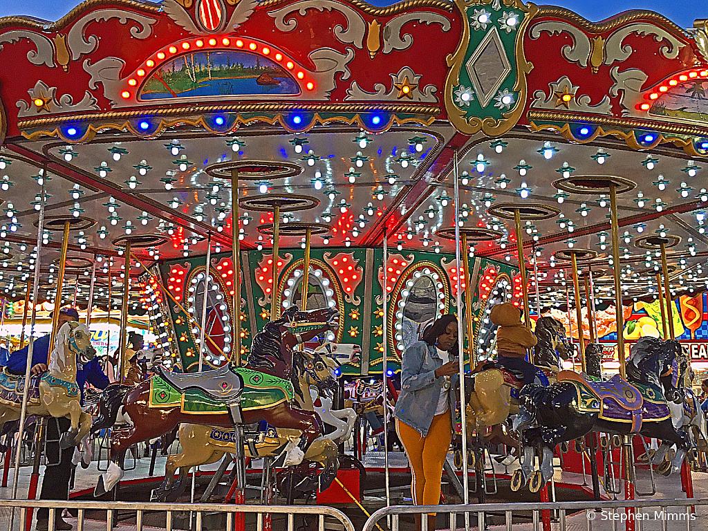 Night ride  (night fair series)