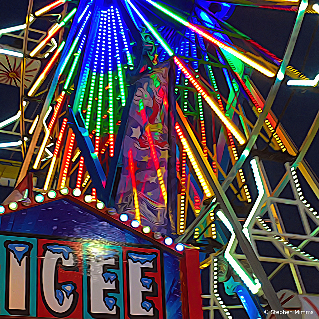 ICEE  (night fair series)