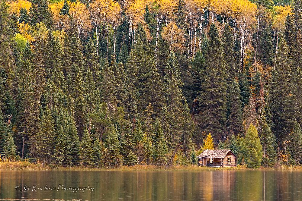 Grey Owl's Cabin