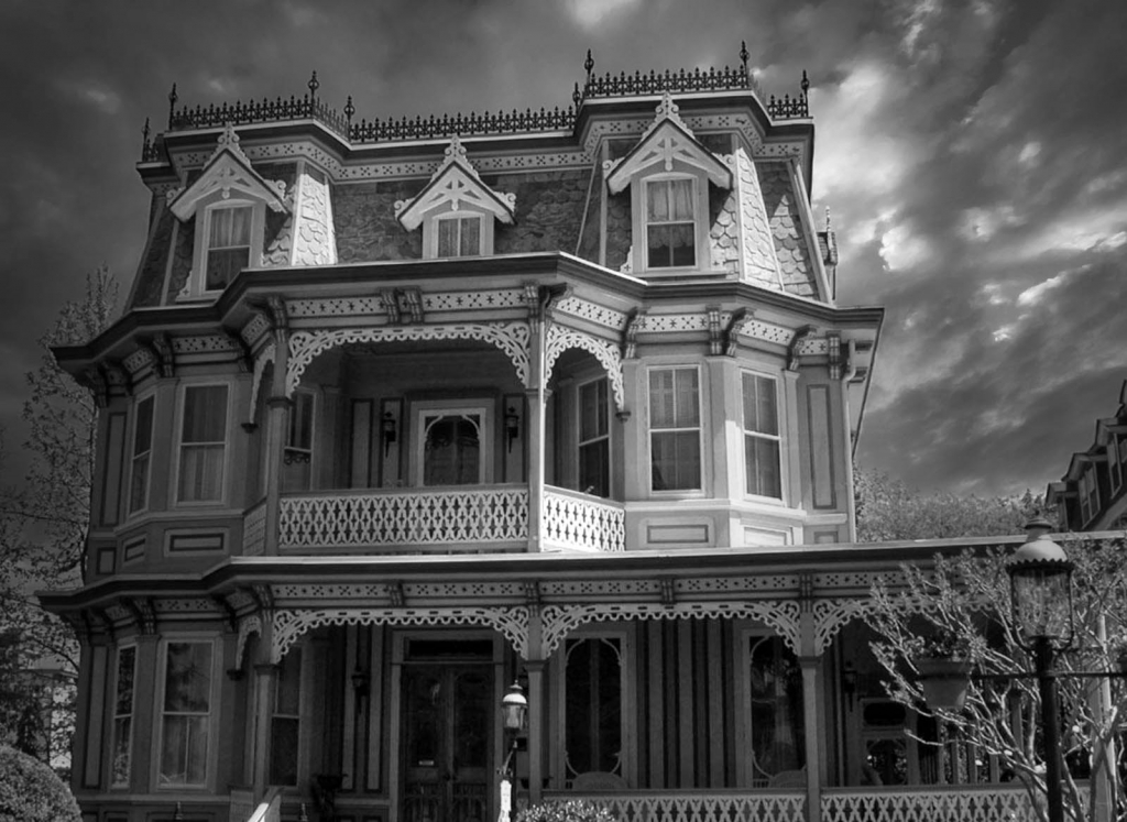 Did Norman Bates Live Here?