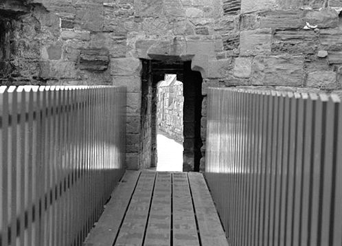 Beaumaris Castle Bridge