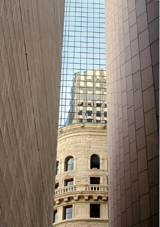 Photography Contest Grand Prize Winner - August 2001: Many Sides of Boston