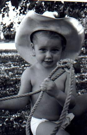 Buckaroo Cowgirl