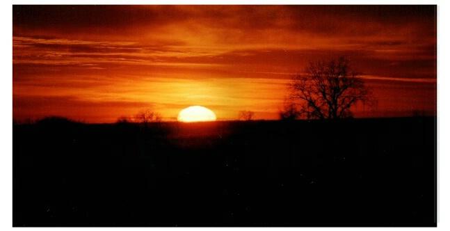 My Morning Sun Rise