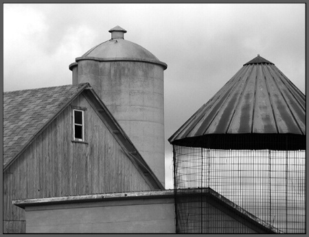 rural roofs......