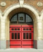 Firestation Door