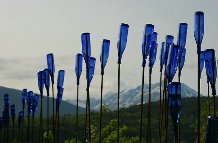 The Blue Bottle Brigade