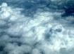 It's clouds i...