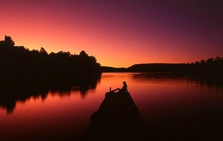 Evening Solitude
