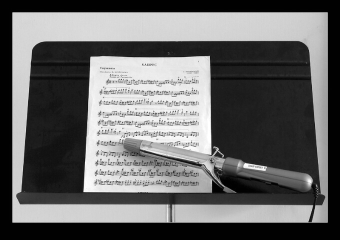 Solo for Electronic Flute