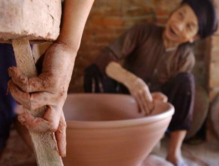 ceramic talk around