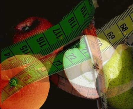 Eat Fruit - Grow Thinner..... :-)