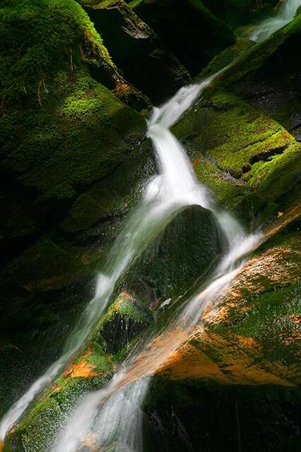 Nantahala Waterfall
