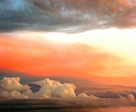 Layers of Clouds