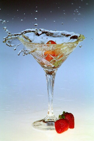 Anyone for Champagne and Strawberries?