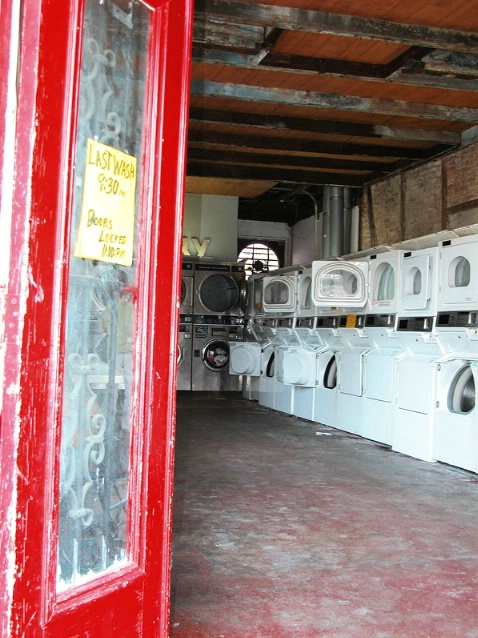 The Laundromat, Faubourg Marigny - ID: 2122848 © Kathleen K. Parker