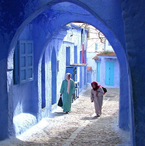 Indigo Alley