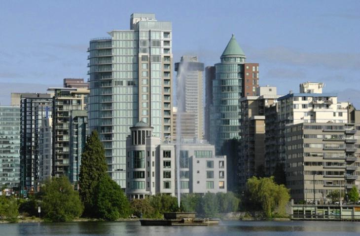 Cityscape of Vancouver, BC, Canada - ID: 4199566 © Gerda Grice