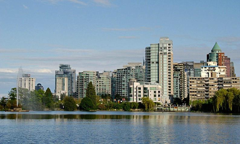 Vancouver's New Look - ID: 4199582 © Gerda Grice