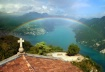 Rainbow over Luga...