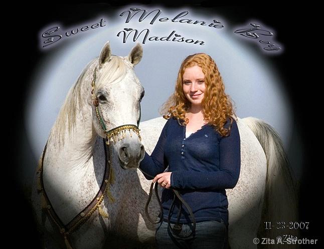 Sweet Melanie Bey - ID: 5268536 © Zita A. Strother