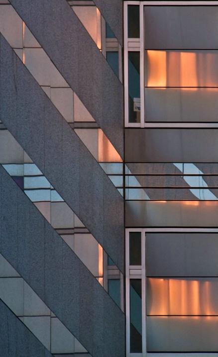 January Sunset Reflected - ID: 5594374 © Gerda Grice