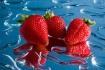 Three Strawberrie...