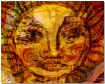 Sun in Abstract
