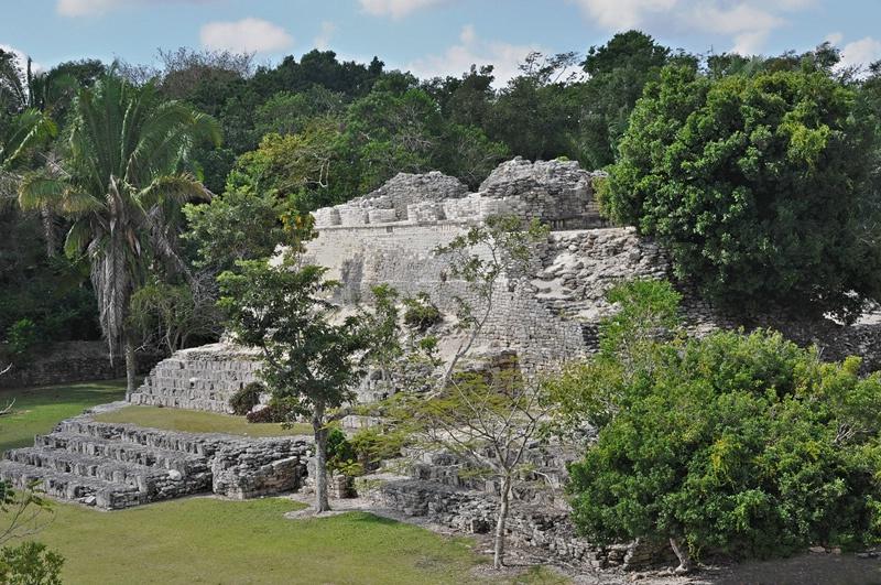 Remnant of Maya Grandeur, Kohunlich - ID: 8276508 © Gerda Grice