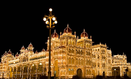 Mysore Palace # 3