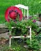 red hat garden