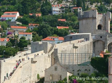 Dubrovnik - ID: 9613395 © Mary B. McGrath