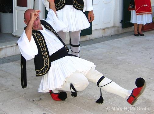 Greek Dancer - ID: 9613463 © Mary B. McGrath