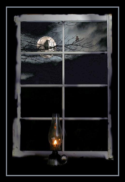 Through My Window - ID: 10292392 © William Greenan