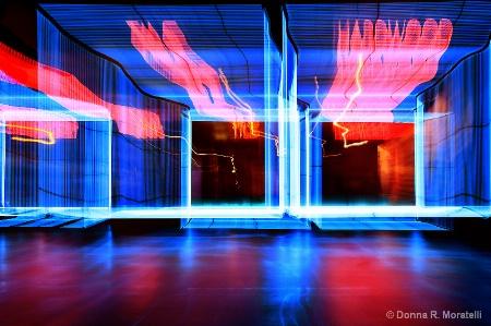 Interdimensional doorways