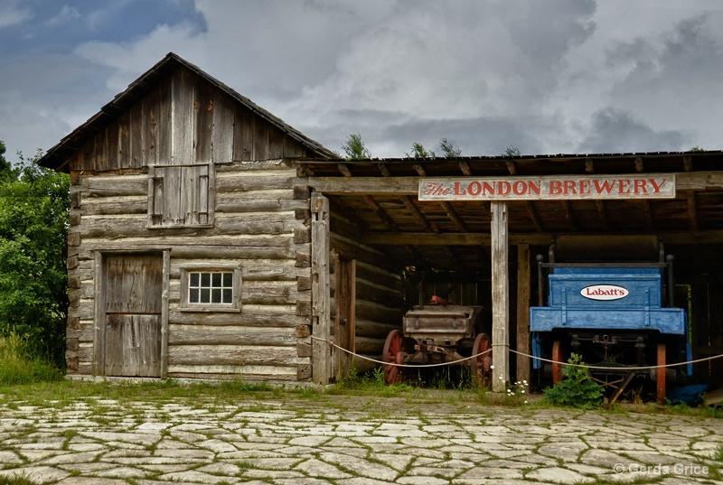 The Brewery, Fanshawe Pioneer Village - ID: 12578582 © Gerda Grice